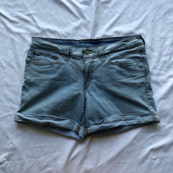 Levi's denim shorts 31